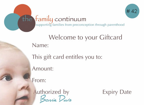 FC gift card