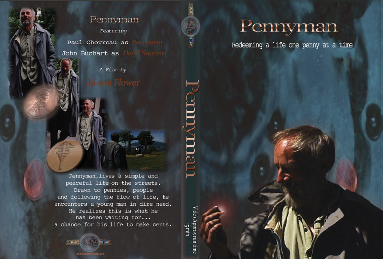 pennyman cover